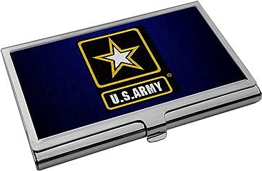 Business Card Holder - US Army, Star Logo
