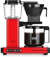 Moccamaster 53988 | Filter koffiezetapparaat | KBG 741 Select | Kleur: Rood