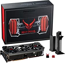 PowerColor Red Devil Limited Edition AMD Radeon RX 6800 XT Gaming Graphics Card with 16GB GDDR6 Memory, Powered by AMD RDN...