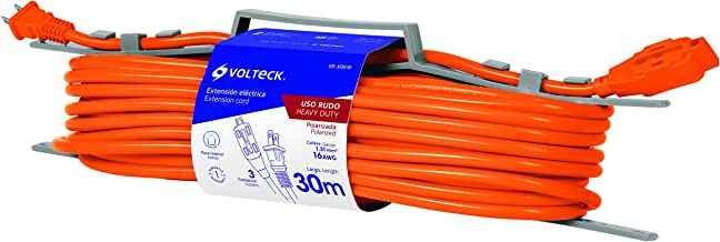 Volteck ER-30X16, Extensión de uso rudo, calibre 16