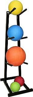 Ader Mini Medicine Ball Set w/Rack