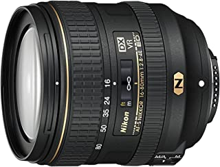 Nikon AF-S DX NIKKOR 16-80 mm f/2.8-4E ED VR Lens