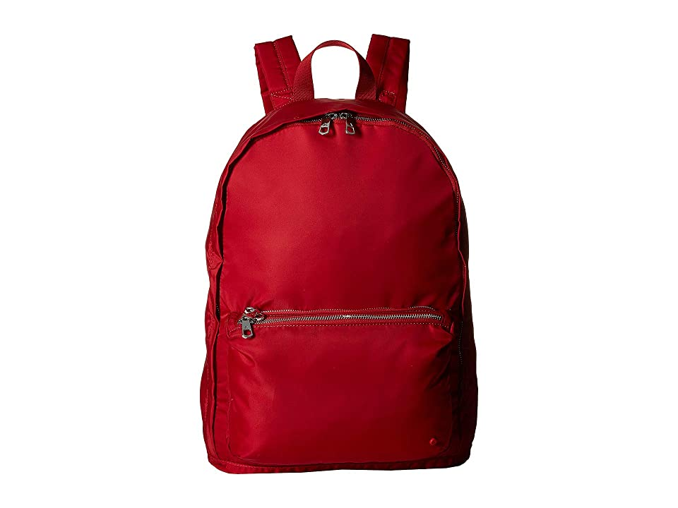 STATE Bags Lorimer Backpack (Red Dahlia) Backpack Bags