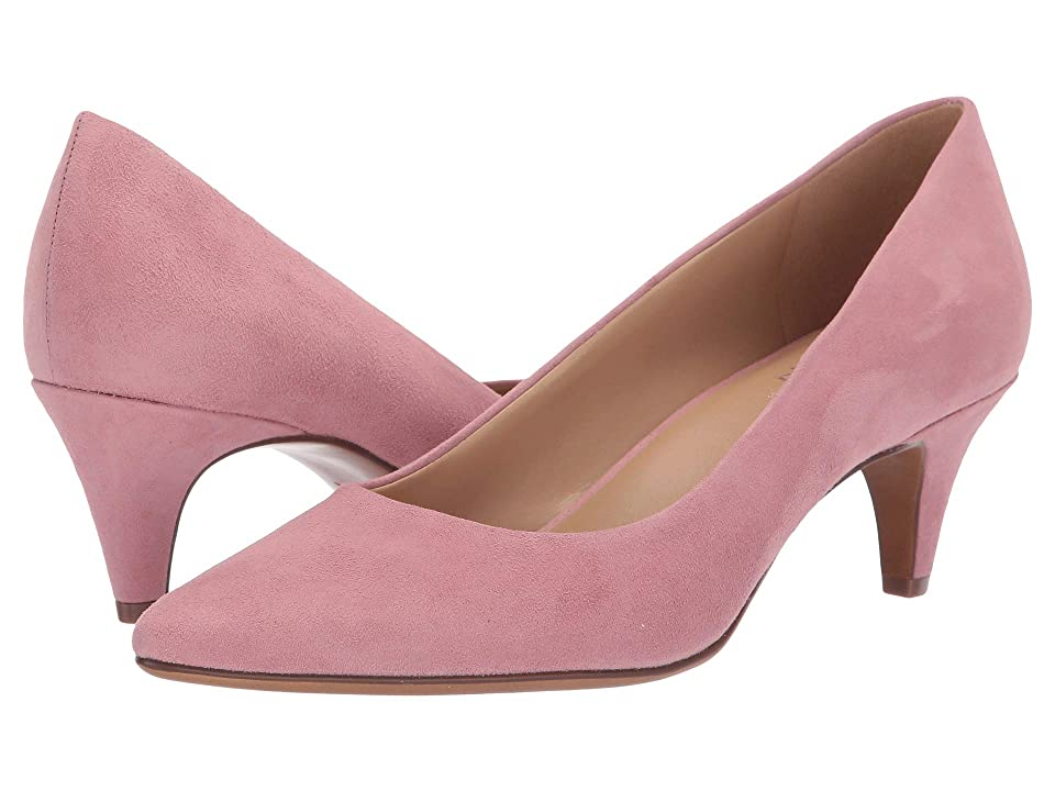 Naturalizer Beverly (Rosewood Suede) Women's  Shoes