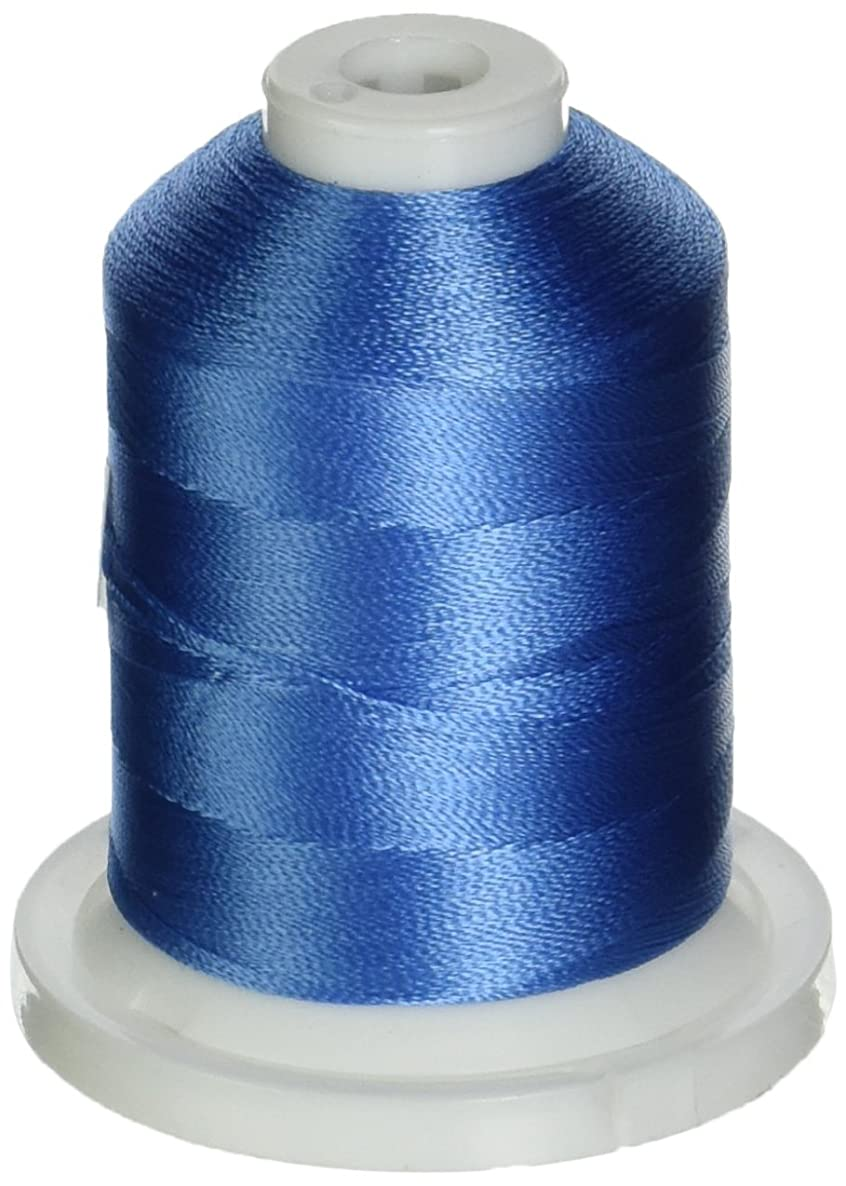 Robison-Anton Rayon Super Strength Thread, 1100-Yard, Atlantis Blue