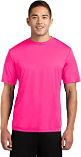 c4692ca32e46c Dri-Tek Men's Big & Tall Short Sleeve Moisture Wicking Athletic T-Shirt