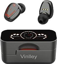 Drahtlose Bluetooth Ohrhörer, Headset zur Geräuschreduzierung mit Mikrofon,..