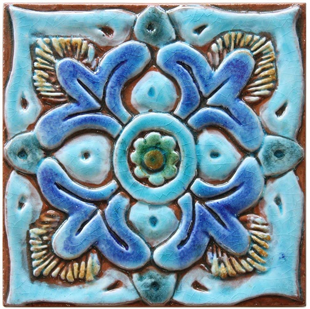 Wall art ceramic tile 5.9