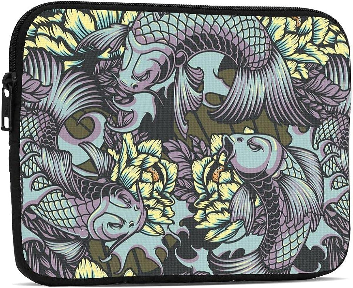 Fish Print Directly managed store iPad Mini Dedication Case 5 Shockproof Sleeve Tablet