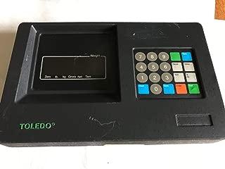 TOLEDO 8142, 8142 Mettler Toledo SCALE 8142 Interface Panel Digital Indicator,AA