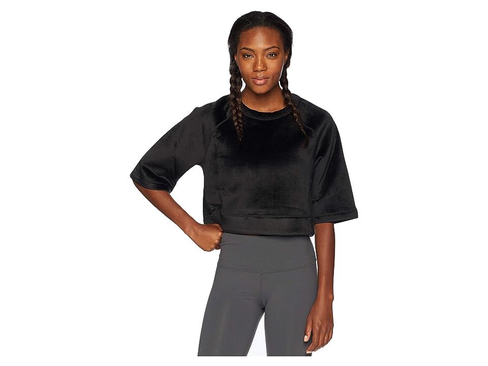 New Balance Release Reversible Crew (Black) Women