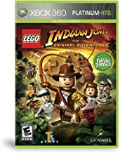 LucasArts LEGO Indiana Jones: The Original Adventures, Xbox