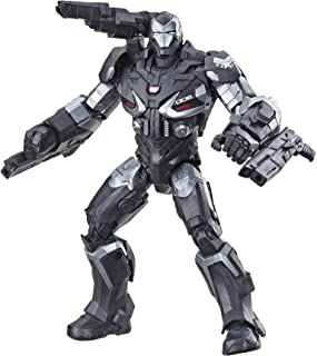 Marvel Legends Series Avengers: Endgame Marvel's War Machine 6-inch Collectible Action Figure Toy for Ages 6 and Up