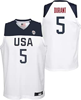 kevin durant team usa jersey