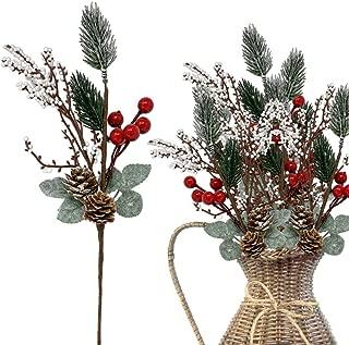 Best craft christmas flowers Reviews