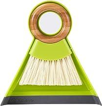 Full Circle Tiny Team Mini Brush and Dustpan Set, Green