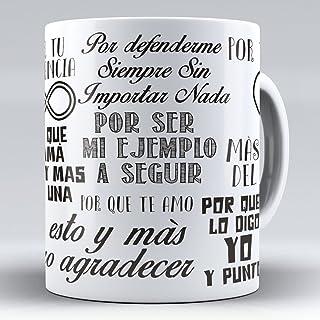 APRIL Nueva Taza cerámica Desayuno Regalo Original día de