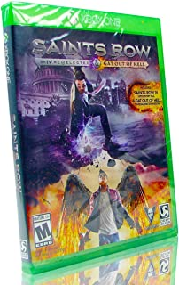 Saints Row IV: Re-Elected and Gat Out of Hell (Rep
