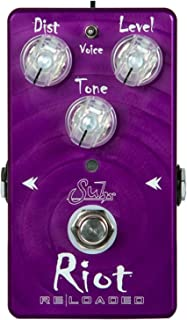 riot reloaded pedal
