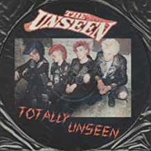 Totally Unseen Ltd. Edition Picture Disc Vinyl