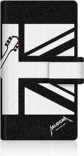 CaseMarket 【手帳式】 MELOICMA x CaseMarket PANTONE 6 (200SH) スリム ケース [ MELOICMA ノート Black Union Jack ] 200SH-VMC2D2030