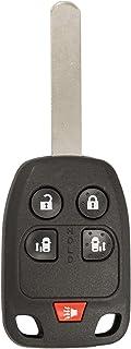 Keyless2Go Keyless Entry Remote Head Car Key Fob for Honda Odyssey N5F-A04TAA 35118-TK8-A10