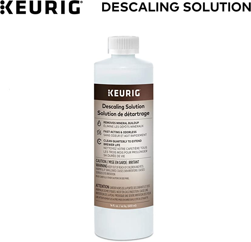 Keurig 40579 Small Appliance Parts And Accessories Descaling Solution