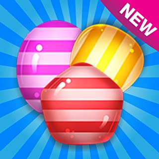 Jelly Jam - Jelly Candy Gummy Crush Match 3 Puzzle Games Free! (Amazon Edition)