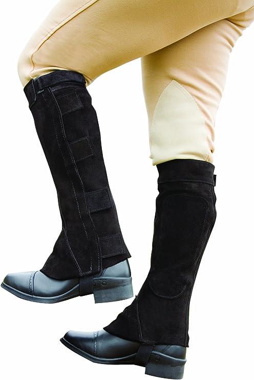 Spats, Gaiters, Puttees – Vintage Shoes Covers Perris Velcro Half Chaps  AT vintagedancer.com