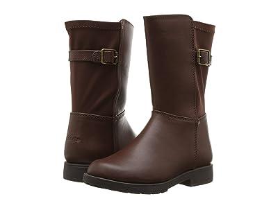 Stride Rite Willow (Little Kid/Big Kid) (Brown) Girls Shoes