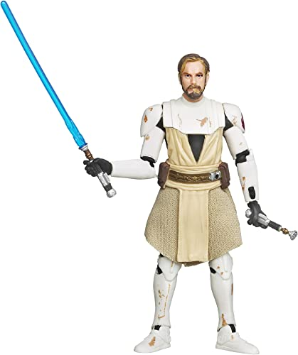 Obi-Wan Kenobi Real Style Clone Wars VC103 - Star Wars The Vintage Collection von Hasbro
