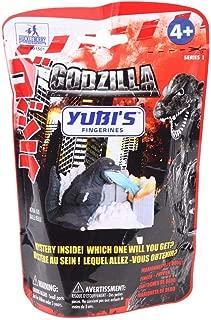One Blind Bag Godzilla Yubi's Fingerines Series 1