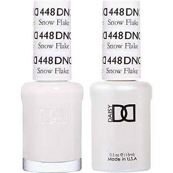 DND Gel Set (DND 448 Snow Flake)