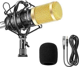 Neewer NW-800 Professional Studio Broadcasting & Recording Microphone Set Including (1)NW-800 Professional Condenser Micro...