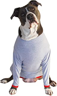 POPforPETS Post Operative Protection Shirt for Dogs - Better Than The Cone! The Most Comfortable Alternative for Recovery!