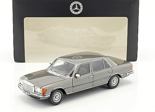 Norev Mercedes-Benz 450 SEL 6.9 (W116) Baujahr 1976-1980 anthrazitgrau metallic 1 18