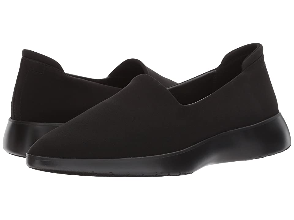 Taryn Rose Darla (Black Sleek Scuba) Women