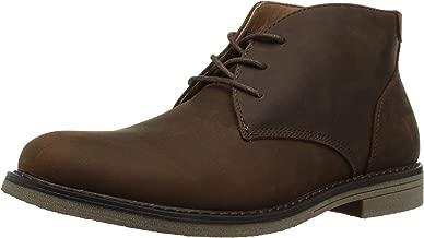 حذاء Chukka رجالي من الجلد السويدي الكلاسيكي من Nunn Bush
