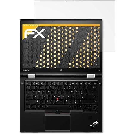 upscreen Entspiegelungs-Schutzfolie kompatibel mit Lenovo ThinkPad X1 Extreme 4K Touch Anti-Reflex Displayschutz-Folie Matt