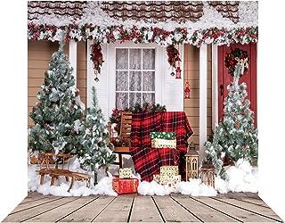sjoloon 10x Sim2SM3W Schöne Weihnachten Design mit Pictorial Tuch Benutzerdefiniert Fotografie Hintergrund Studio Prop jlt10280