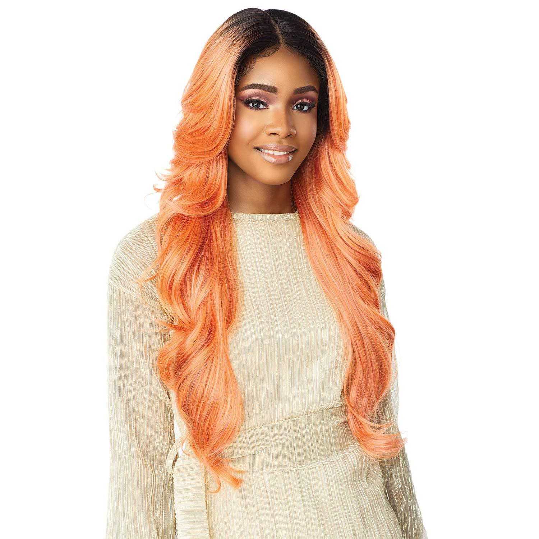 Sensationnel Butta HD Lace Front T4 [Alternative dealer] Gorgeous 2 ASHBLONDE Unit Wig