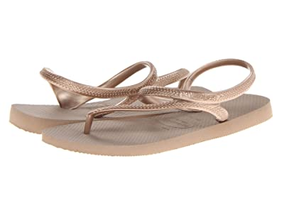 Havaianas Flash Urban Flip Flops (Rose Gold) Women