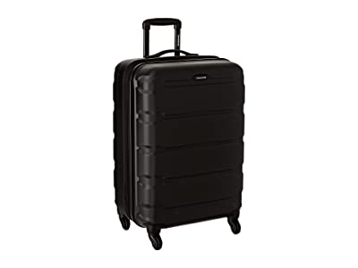 Samsonite Omni PC 24 Spinner (Black) Luggage