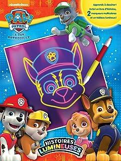 Phidal Nickelodeon Pat Patrouille Histoires Lumineuses, Français, Multicolore