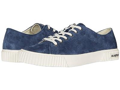 SeaVees Darby Sneaker (Bright Navy) Women