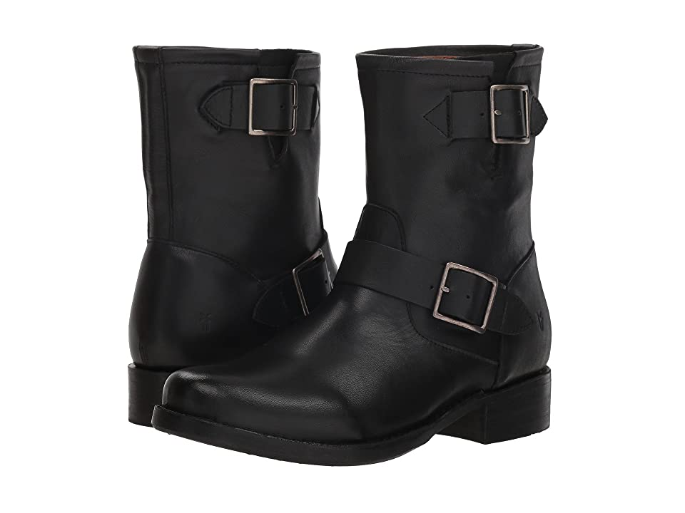 Frye Vicky Engineer (Black) Women