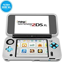 TNP New Nintendo 2DS XL Silicone Case - Soft Rubber Protective Grip Cover Sleeve Game Console Skin Guard Non-slip Comfort ...