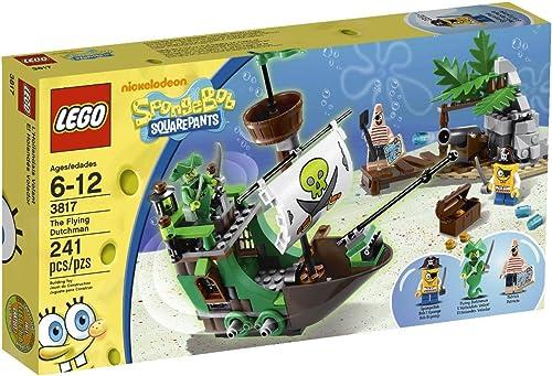 LEGO Spongebob Squarepants 3817  The en volant Dutchhomme