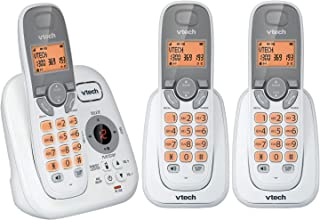 VTech CLS17252 Triple Dect Cordless Phone, White