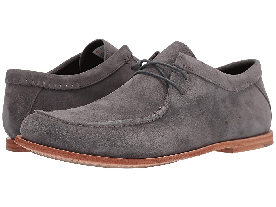Timberland Boot Company Tauk Point 2 Eye Moc (Medium Grey Suede) Men